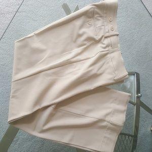 Ann Taylor tan color size 8 slacks